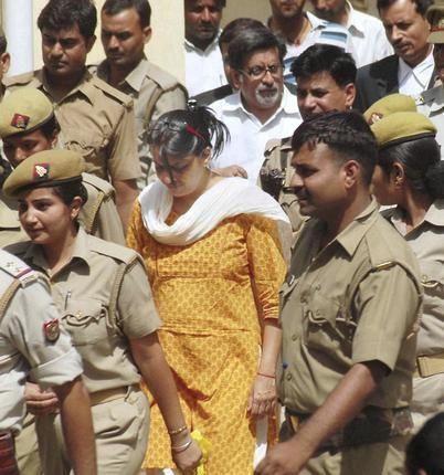 Nupur Talwar Released On Parole For Three Weeks