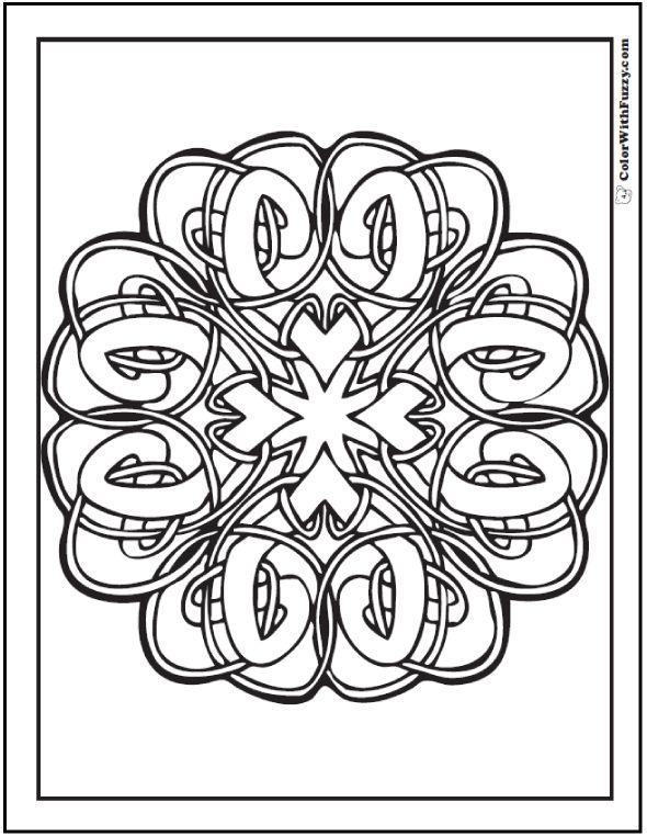 179 best Crafts Printables images on Pinterest Celtic knot - best of printable coloring pages celtic designs