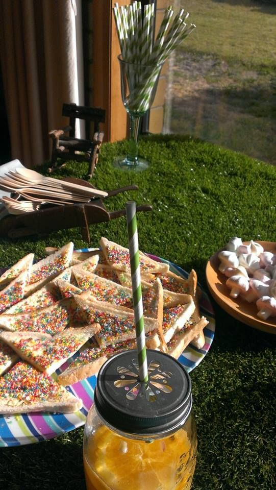 What Would A 1st Birthday Party Be Without Fairy Bread .