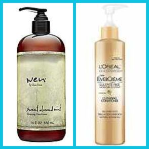 Make your own WEN style cleansing conditioner or buy the Drugstore Dupe | Blush & Lace