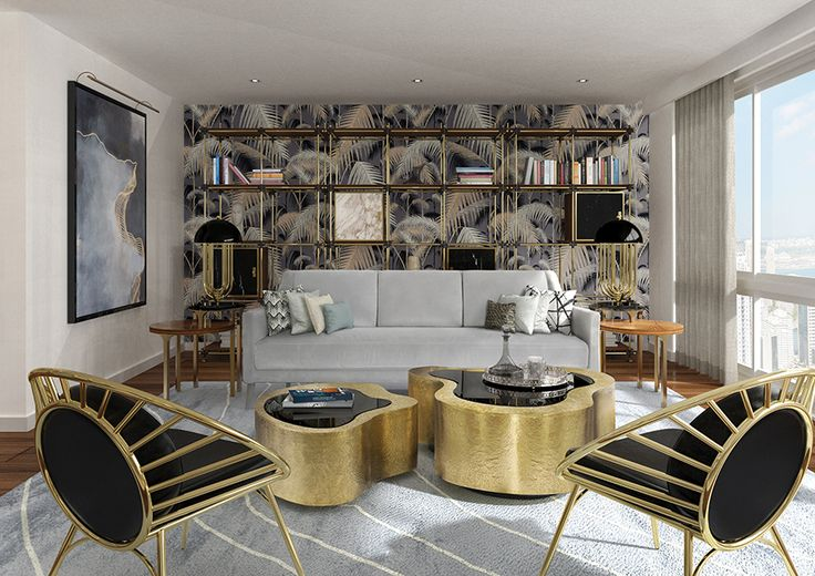 Get the ultimate design experience with Covet House apartment.