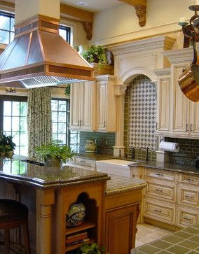 Traditional French Cabinetry