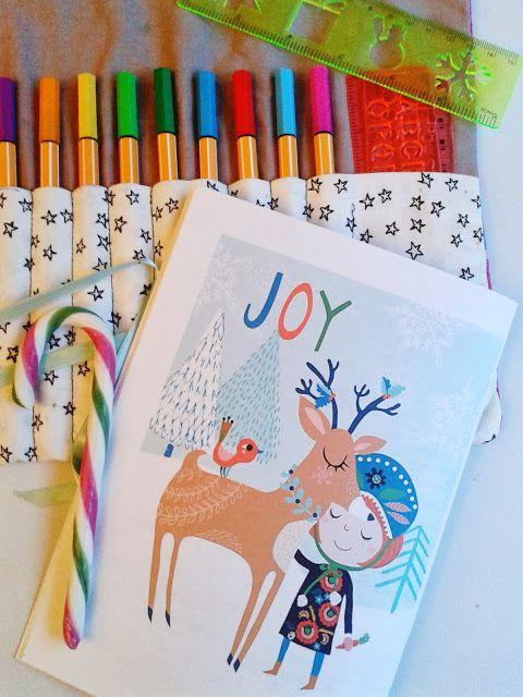 J-34 avant Noël!! On prépare les calendriers de l'avent, on commence à songer aux listes de cadeaux (demain je partagerais une liste à imprimer ici), mais pour les kids 34 dodos c'est l…