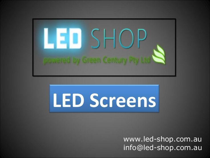 LED-Shop - LED Screens LED Shop is Australia s leading online LED supplier, providing an extensive range of LED Light Bulbs, LED Spotlight, LED Bayonet Bulbs with 2yrs Warranty and FREE Shipping.