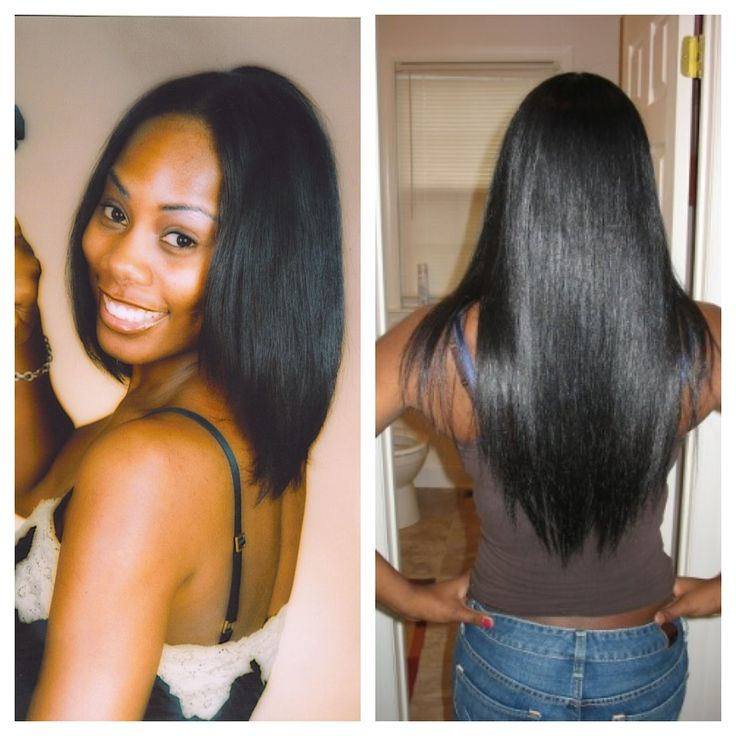 Long Natural Black Hair | BBB: Rapunzel The Future of Hair - Longing 4 Length