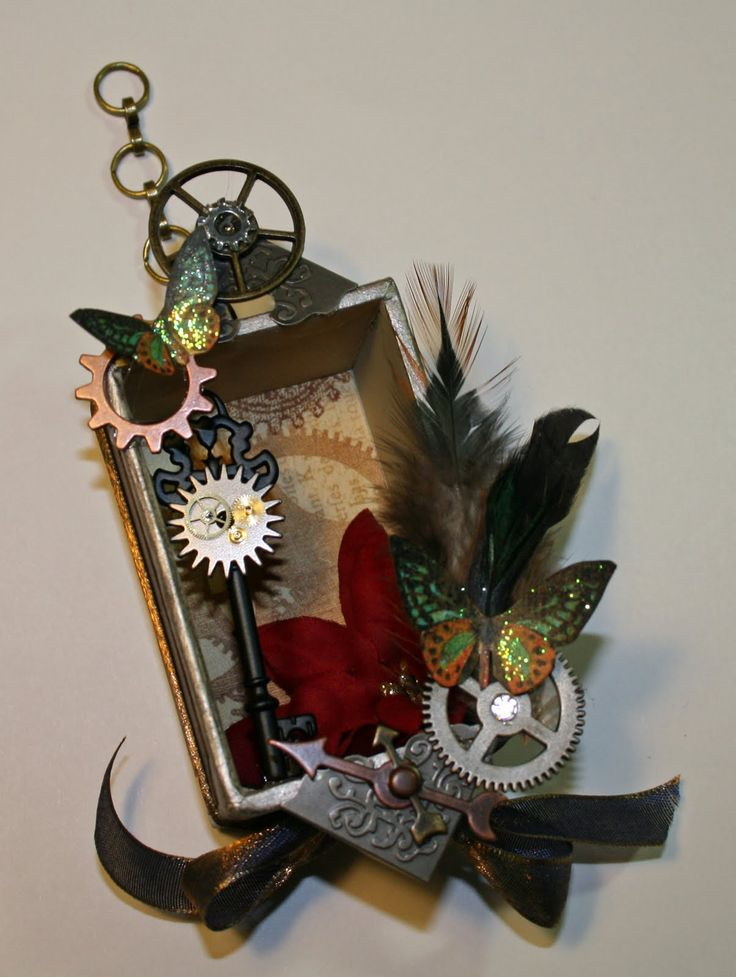 125 best Steampunk Christmas Ornaments images on Pinterest ...