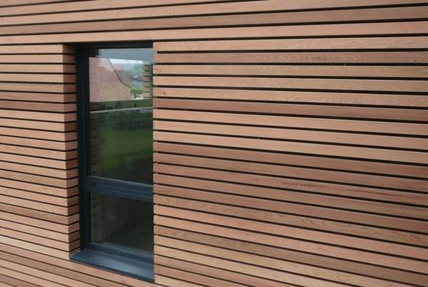 Bildergebnis Fur Western Red Cedar Gevelbekleding Exterior Wall Cladding House Cladding Wood Cladding Exterior