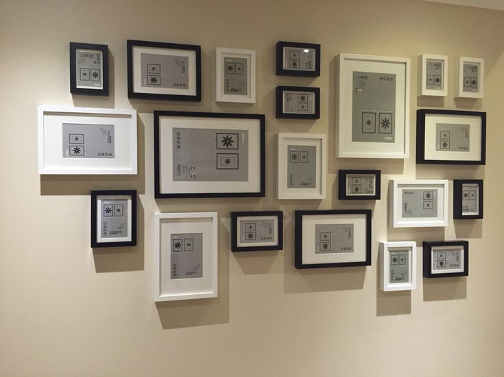 17 Best Ideas About Frame Layout On Pinterest Wall Frame