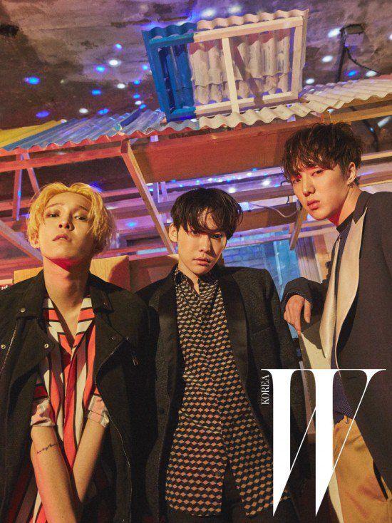 Taehyun, Jinwoo, Seungyoon | W Korea February Issue '16