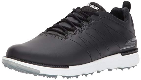 These Waterproof Mens Go Golf Elite 3 Golf Shoes Come With A High