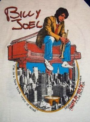 Billy Joel-legend