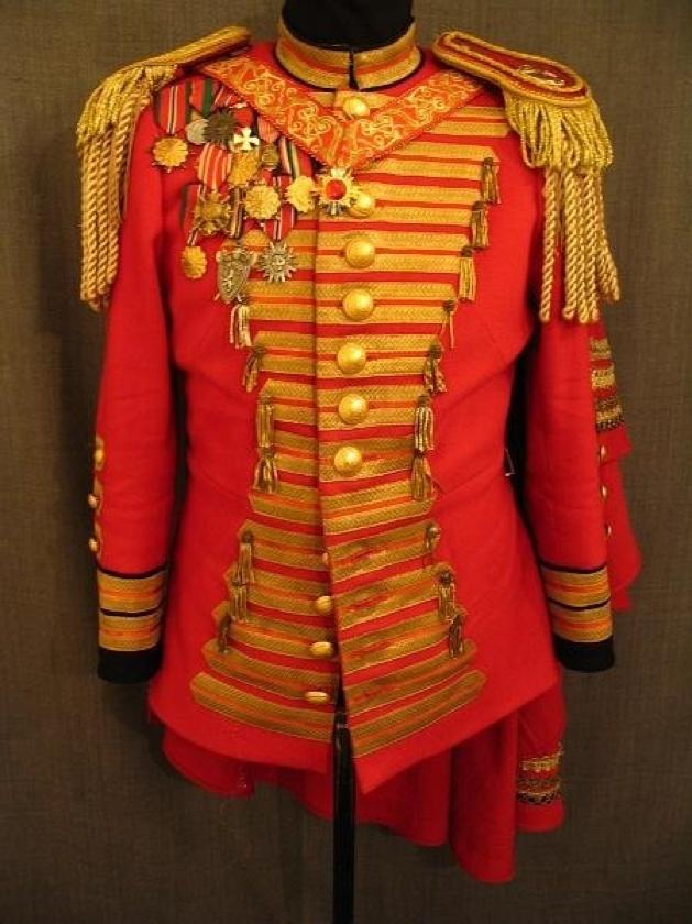 Vintage Military jacket | Smoke jacket | Pinterest | Fringes, The ...