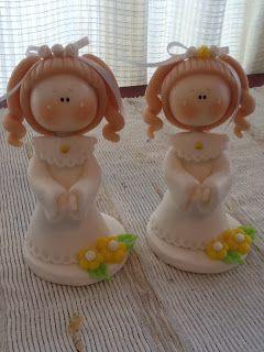 Hadas y Souvenirs en Porcelana Fria