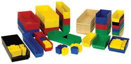 4'' Shelf Bins (QSB Series)