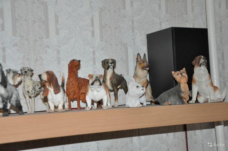 Коллекция статуэток собак купить в Москве на Avito Статуэтки из заграницы. Дополнительные фото могу выслать на email. породы собак: нем.овчарка, такса, ротвейлер, английский бульдог, стаф.терьер, лабрадор (чёрный), миттельшнауцер, русский спаниель, ризеншнауцер, далматинец, бассет, ирландский сеттер, боксер, сенбернар, йорк.терьер, вест хайленд вайт. Если по отдельности то 1500 руб. шт.