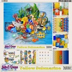 Yellow Submarine Super Bundle