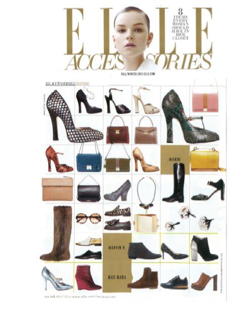 @ELLE Magazine (US) Magazine (US) magazine