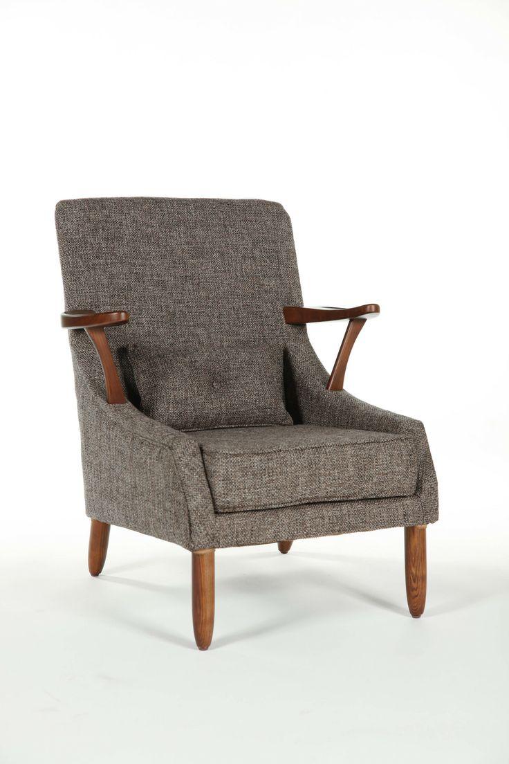 Mid-Centrury Modern Arm Chair