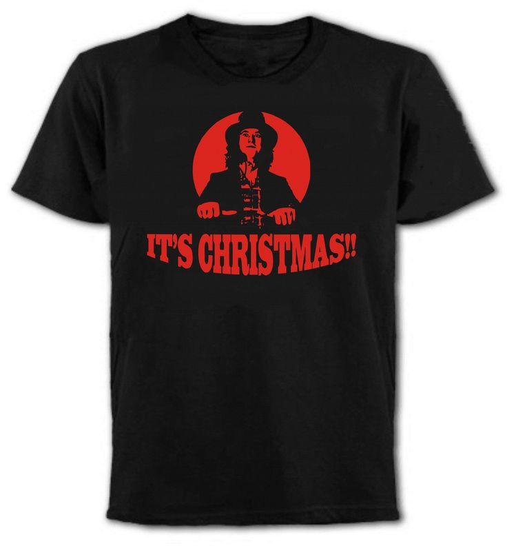Noddy Soporte It'S Christmas Camiseta Slade Navidad-& Colores 3D Printed Men's Tee Tops High Quality Short Sleeve Tee #Affiliate