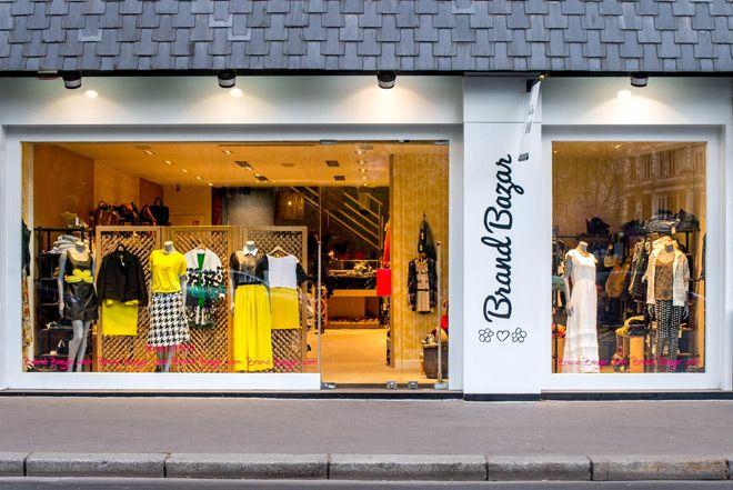 Brand Bazar boutique vetements mode femme Paris