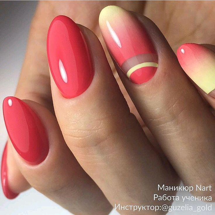 Variety Of Nail Art By Yours Truly: Best 25+ Nails Shape Ideas On Pinterest