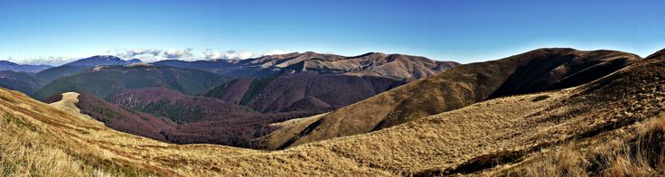Best spots in Romania for panoramic views