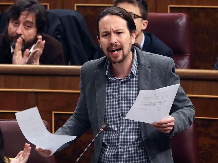 Iglesias afea a Rajoy que no presente enmiendas para que no prescriban los delitos de corrupción