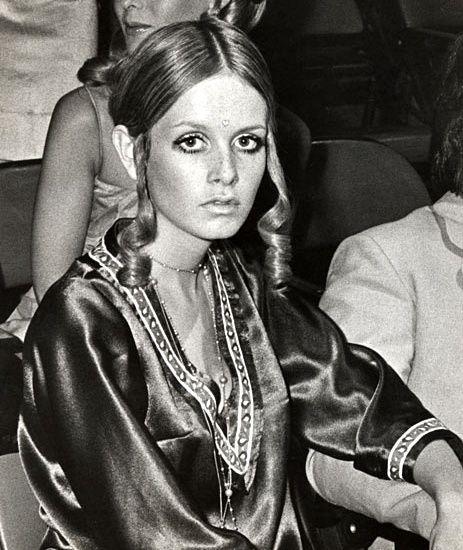 #Twiggy #LesleyHorby #60s