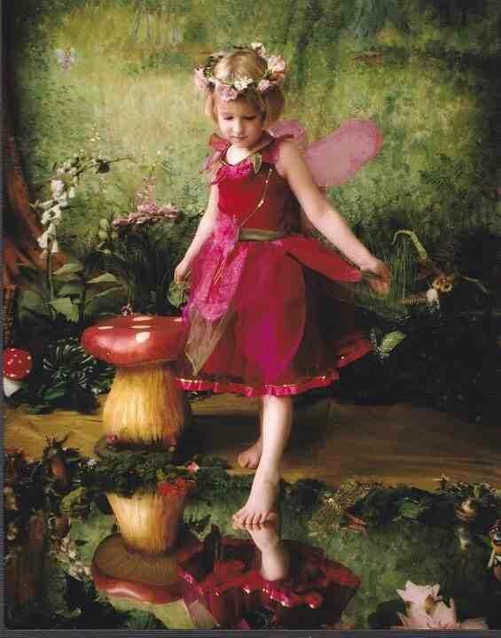 my fairy children