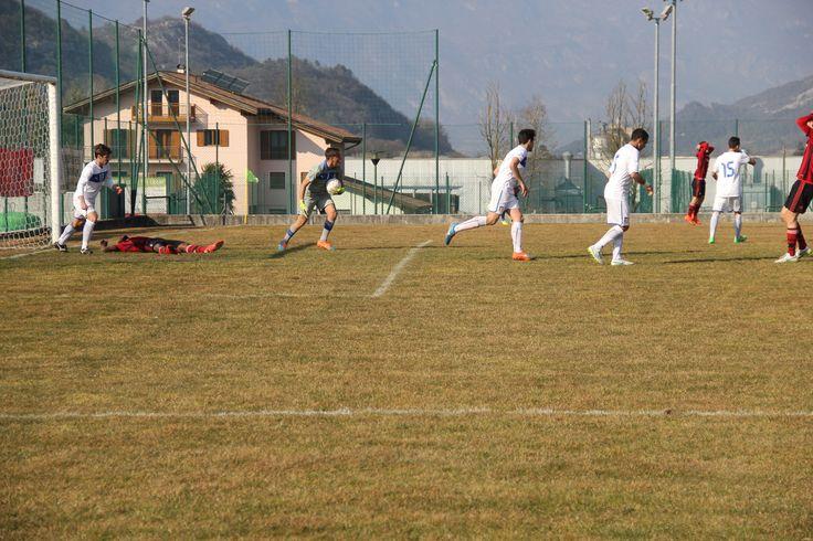 Nazionale LND U17 vs Milan Allievi