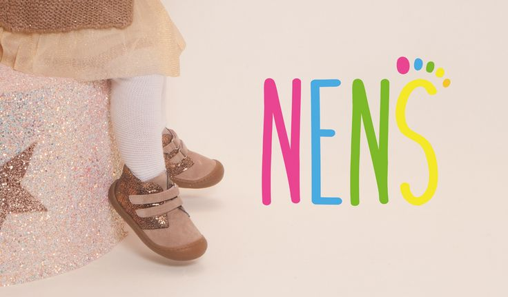 NENS Childrens Shoes AW 2017-18 Beautiful soft, leather booties for your little ones feet.  NENS, a modern style without losing the sweetness and comfort.