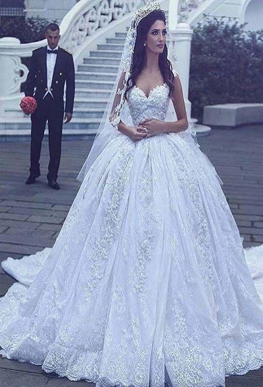 USA Wedding Dress
