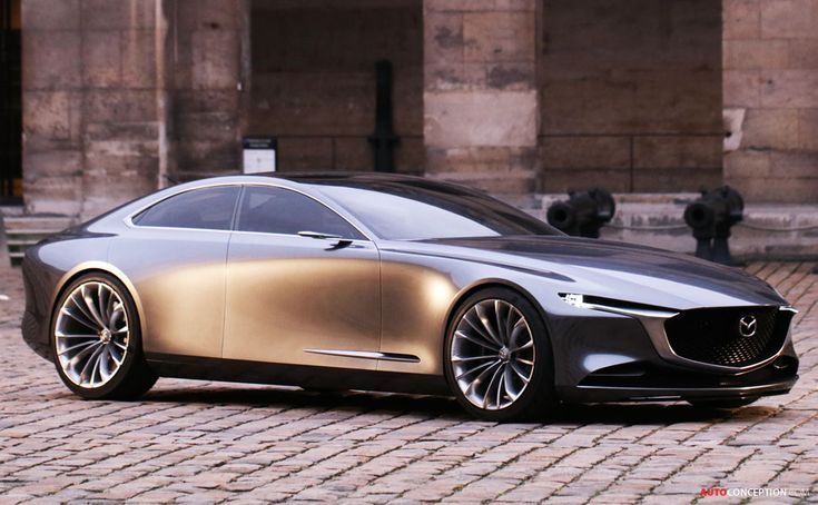 Mazda Vision Coupe Wins Most Stunning Idea In 2020 Samochody Styl