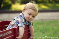 Outdoor Toddler Photography - boy