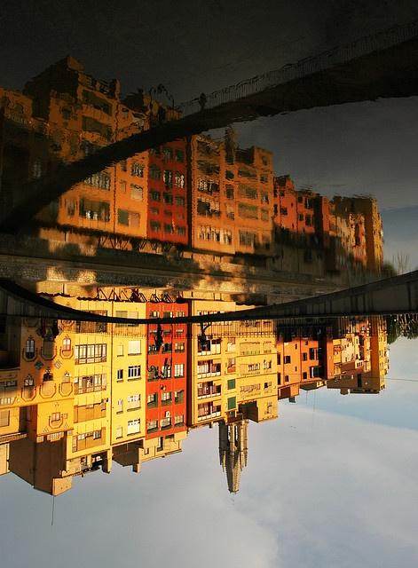 Onyar in Girona