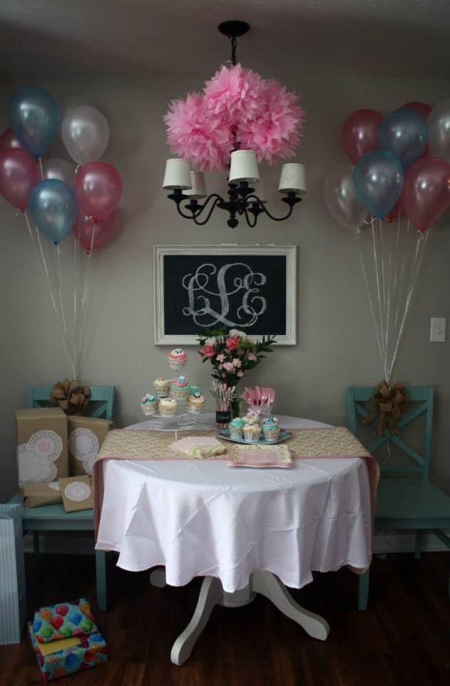 Rustic Shabby Chic Birthday Party!