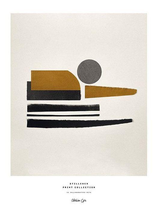 STILLEBEN|SUNSET(BYATELIERCPH)|A3アートプリント/ポスター