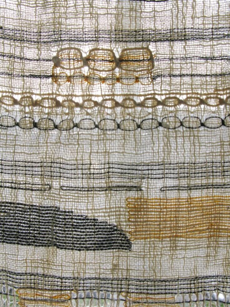 Hannah Waldron – weaving