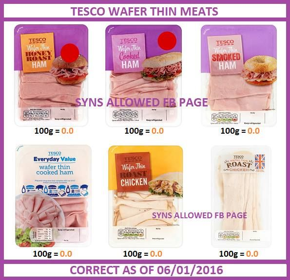 Best 25 Slimming World Tesco Ideas On Pinterest