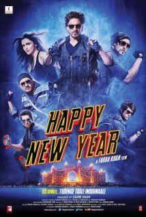Happy New Year (2014) A team of losers win the love of millions in their quest to pull off the biggest diamond heist ever by team India. Director: Farah Khan. Writers: Althea Kaushal, Farah Khan. Stars: Shah Rukh Khan, Deepika Padukone, Abhishek Bachchan