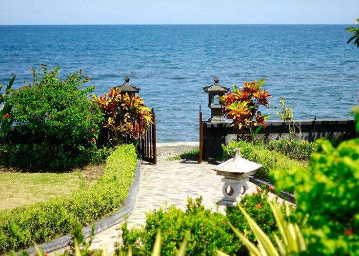 Villa Delfino located in north of Bali