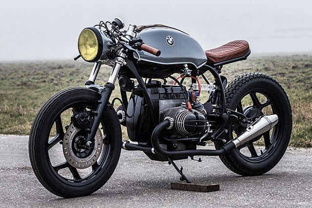 In the automotive world the basic aesthetics of a motorcycle and car could hardly be more different but they have always followed many of the same trends throughout the decades. What else could exp…