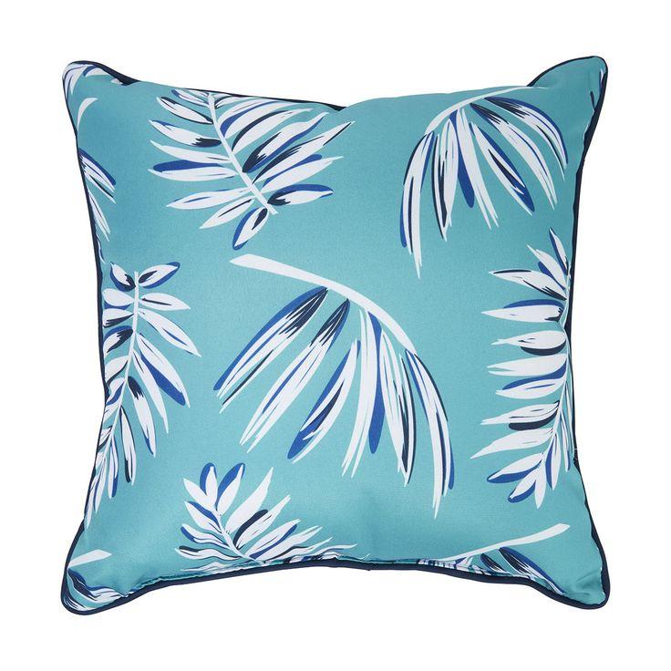 38cm Tropical Outdoor Cushion | KmartNZ