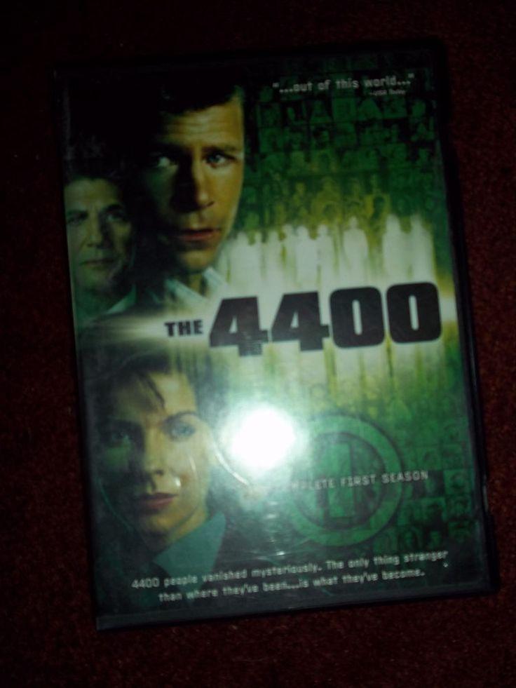 The 4400 DVD Set Complete 1st Season