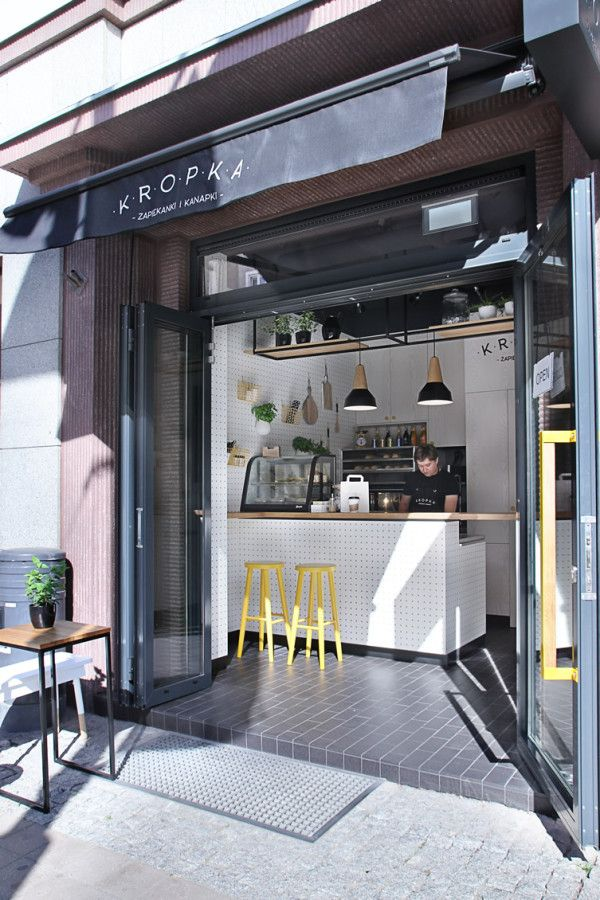 Kropka, Poland #cafe #coffeeshop