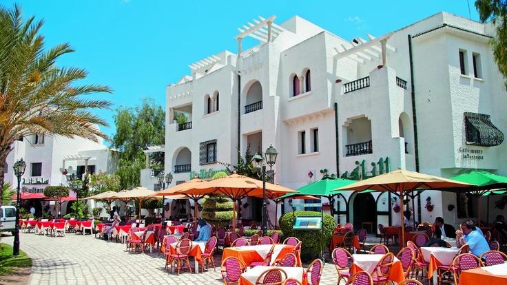 Port El Kantaoui, Tunisia via firstchoice.co.uk