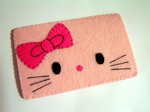 Funda de iPhone de Hello Kitty. ¡Qué bonita! / Hello Kitty iPhone case. How nice!