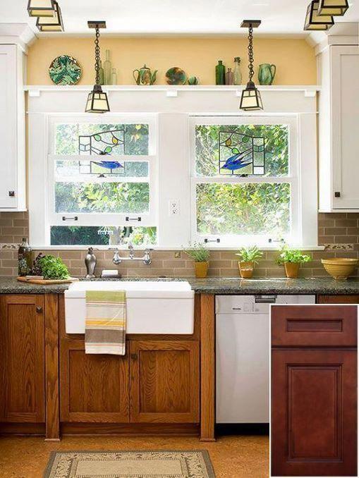 Top trends on - java gel stain honey oak cabinets. # ...