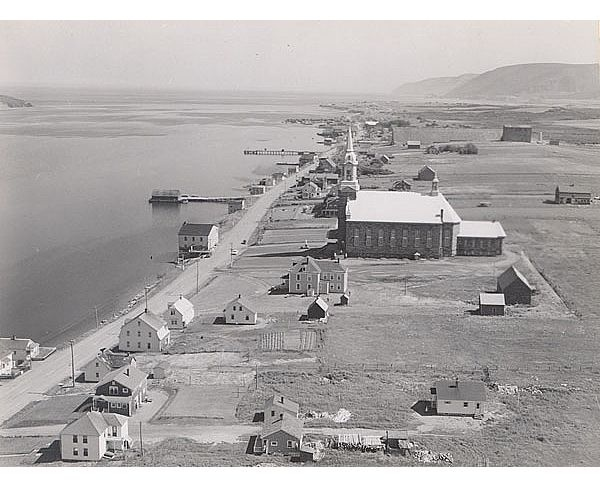 Cheticamp, NS, ca. 1955.