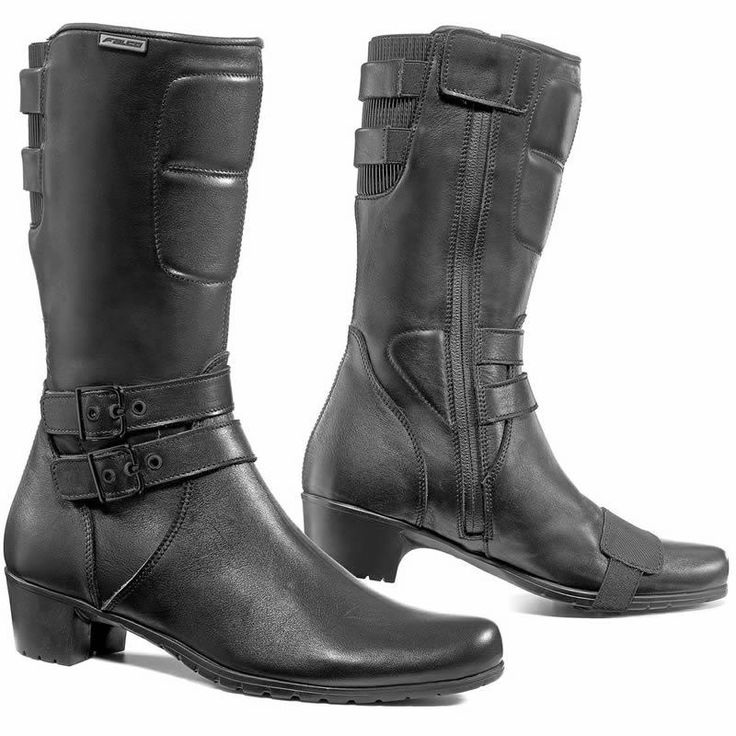 Falco Dyva Ladies Waterproof Motorcycle Boots  Description: The Falco Dyva Ladies WP Touring Boots are packed with       features..              Specifications include                      Women Specific Last Construction – Tailor made to make a         perfect womens fit                     Full Grain Leather Upper and High-Tex Lining...  http://bikesdirect.org.uk/falco-dyva-ladies-waterproof-motorcycle-boots-4/